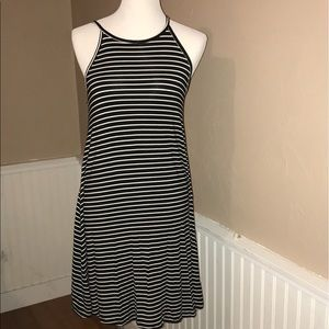 Striped super comfy and soft dress